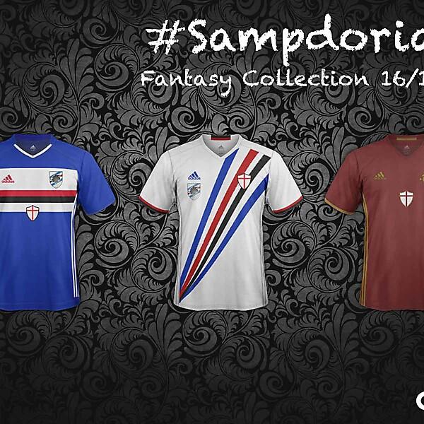 Sampdoria Adidas Concept