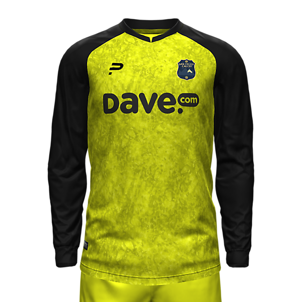 San Felice Calcio (concept team) GK kit