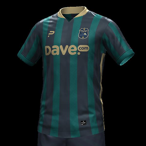 San Felice Calcio (concept team) home kit