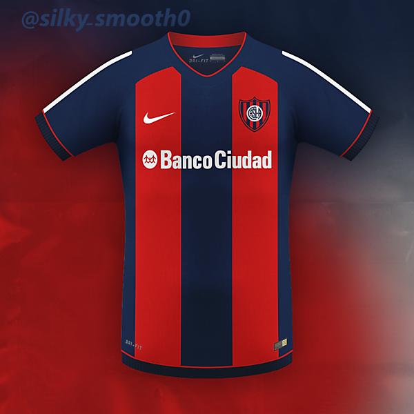 San Lorenzo Nike
