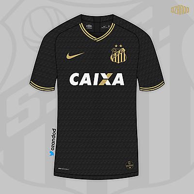 Santos FC x Nike   Away