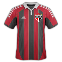 São Paulo Adidas Away Concept