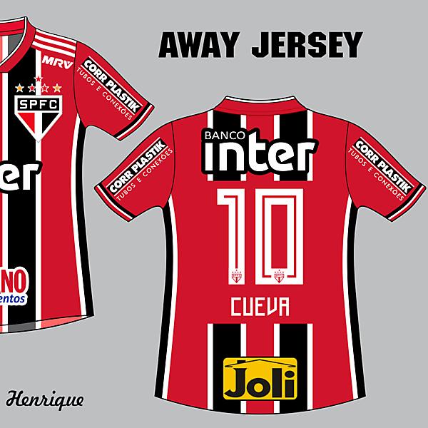 São Paulo FC Ãway 2018