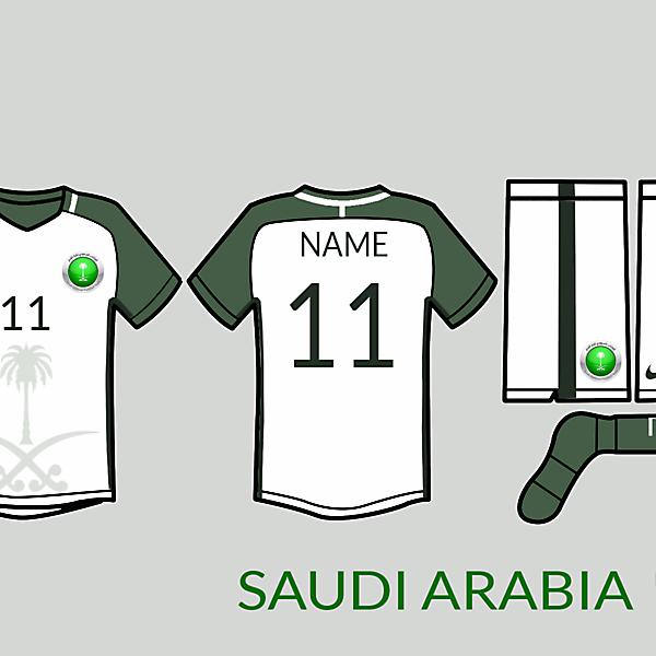saudi arabia kit away nike 2016