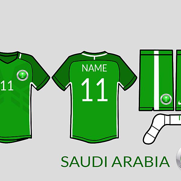 saudi arabia kit nike 2016