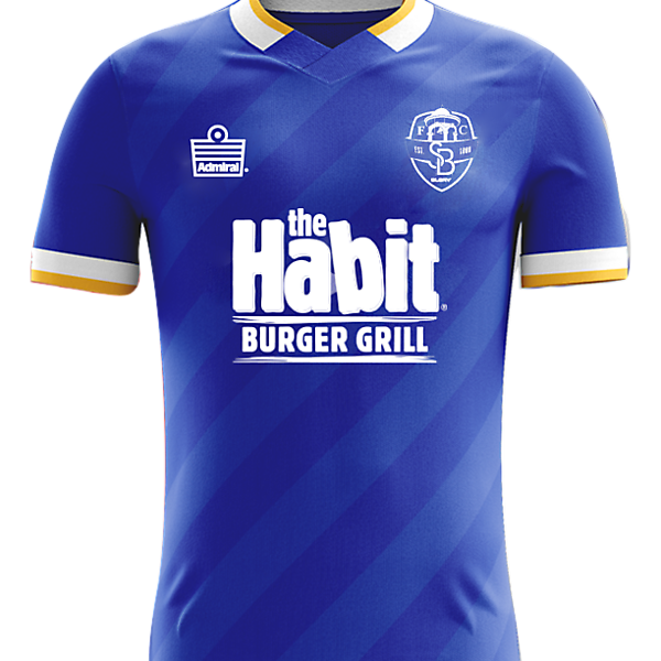 SB Glory FC Home kit