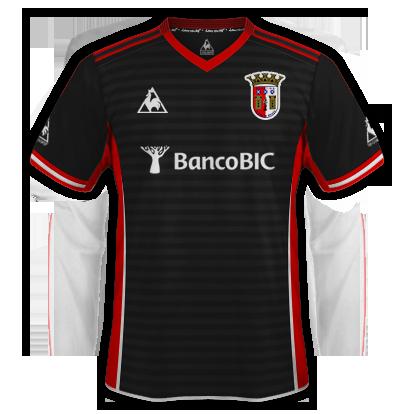 SC Braga - Away