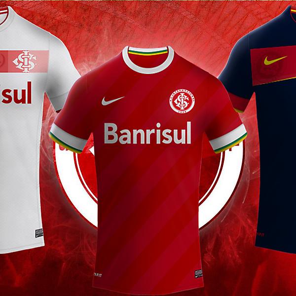 Sc Internacional / Nike Football Kits