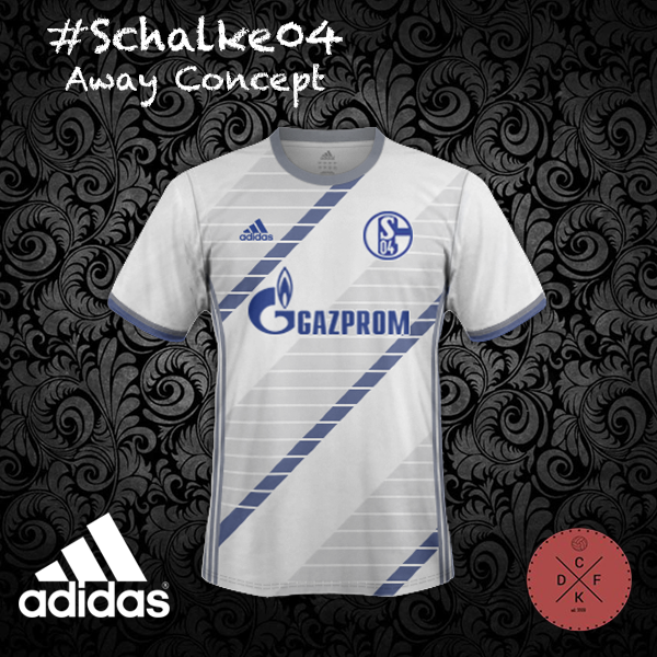 Schalke 04 Away Adidas Concept