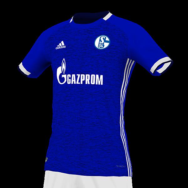 Schalke 20 home x Adidas