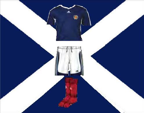 scotland adidas kit
