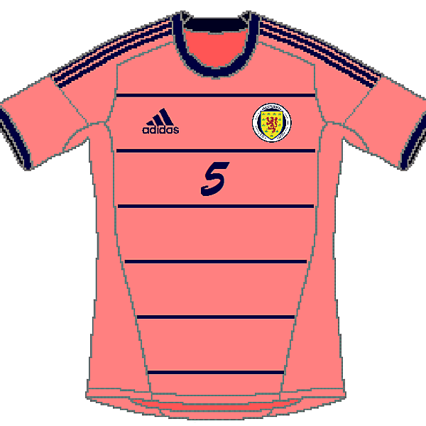 Scotland Adidas Away