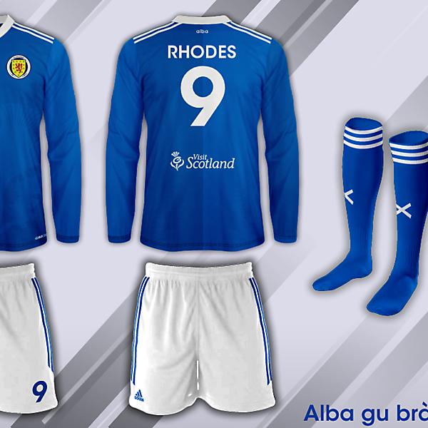 Scotland Home - Adidas