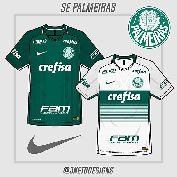 SE Palmeiras - @jnetodesigns
