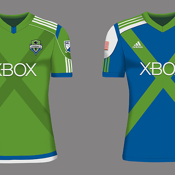Seattle Sounders Home & Away