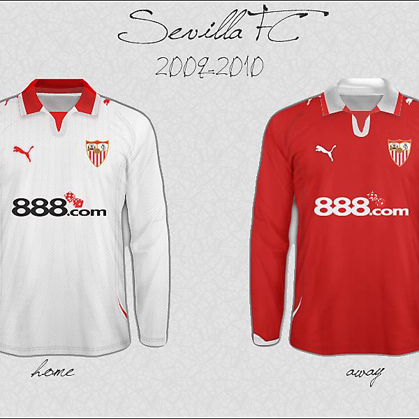 Sevilla FC Home/Away