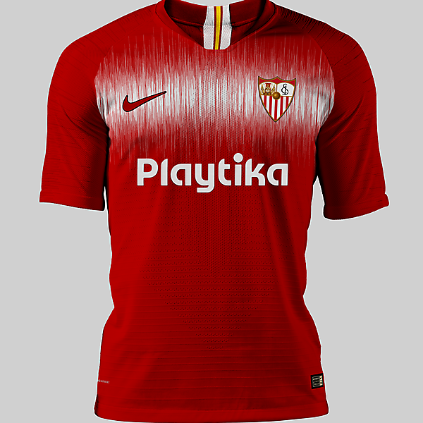 Sevilla FC Away Concept Kit