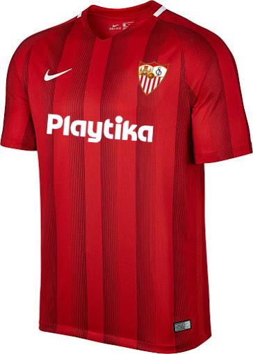 Sevilla FC Home Shirt