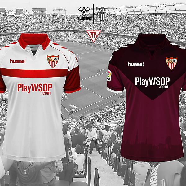 Sevilla x Hummel