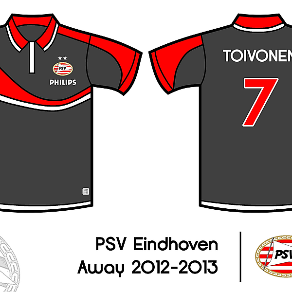 PSV Eindhoven Woo Fantasy Away