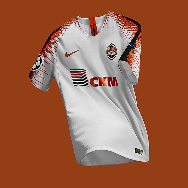 Shakhtar Donetsk Away Concept Kit