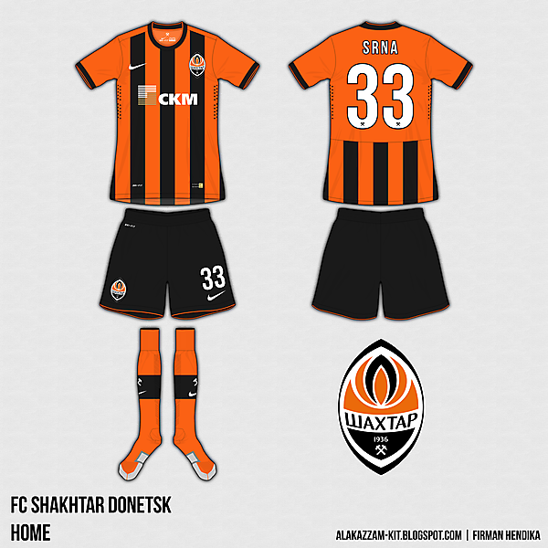 Shakhtar Donetsk Home