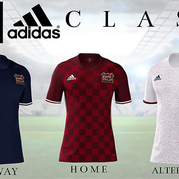 Sheffield FC Adidas