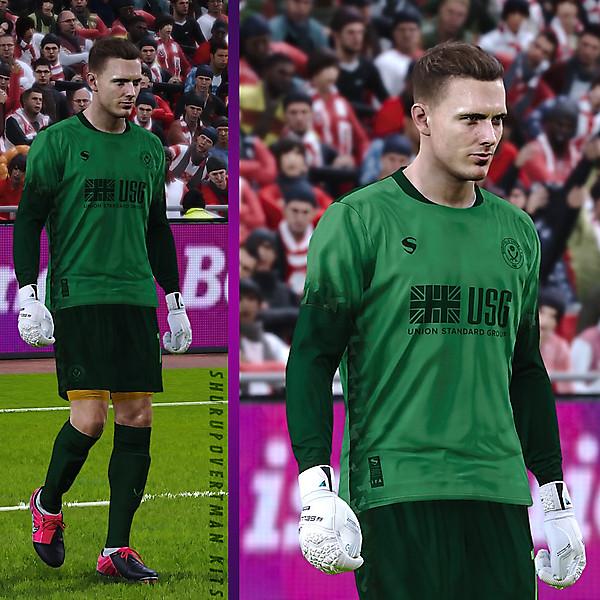 Sheffield United fantasy GK
