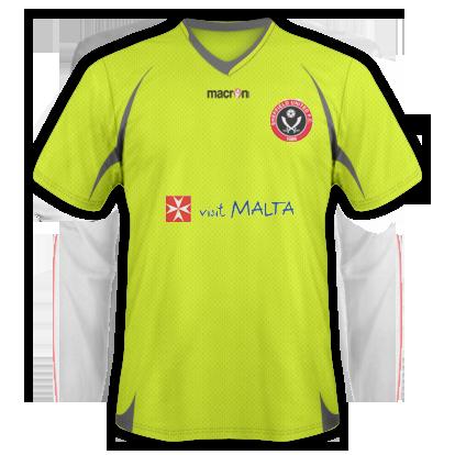 Sheffield United 3rd