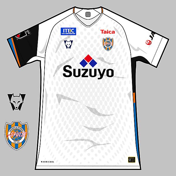 Shimizu S-Pulse - away jersey