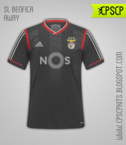 SL Benfica Away