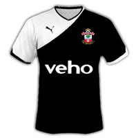 Southampton 14-15 Puma Away Kit