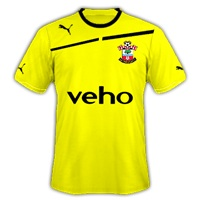 Southampton 14-15 Puma Goalkeeper Away kit