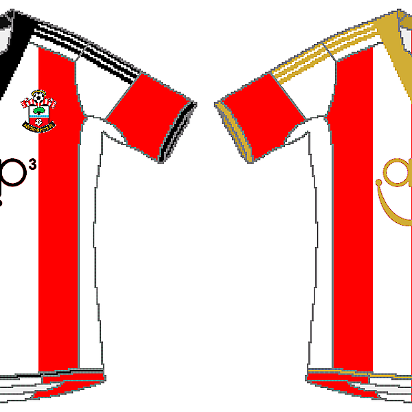 Southampton FC Adidas Home