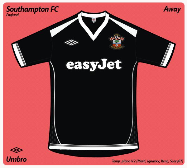 Southampton FC away (umbro)