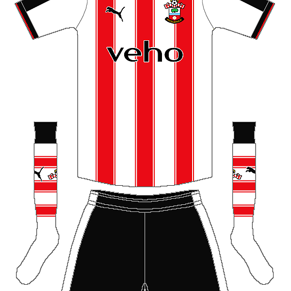 Southampton Puma Home Kit