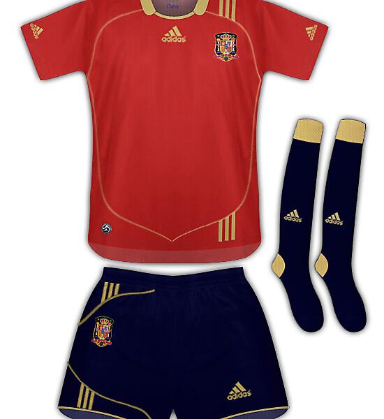 Spain Adidas 13.1