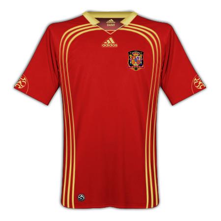 Spain Adidas 35.1
