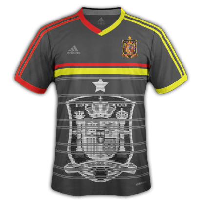 Spain Away Fantasy Kit