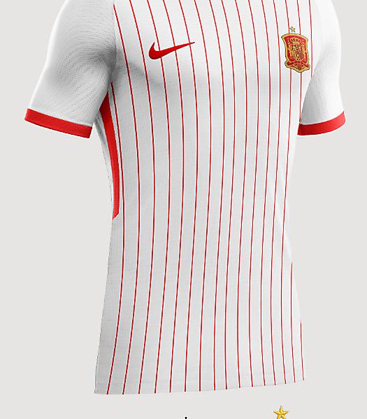 Spain x Nike
