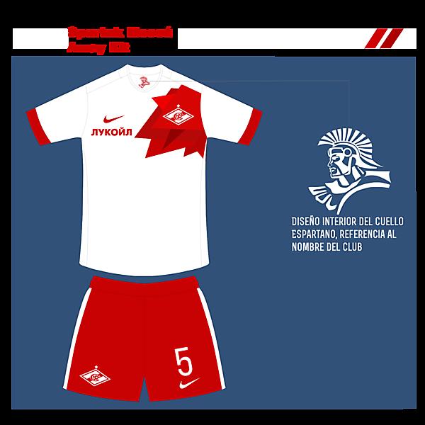 Spartak Moscow Away