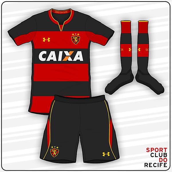 Sport Recife | Home Kit