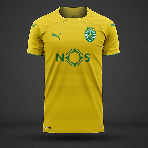 Sporting Away Kit X Puma
