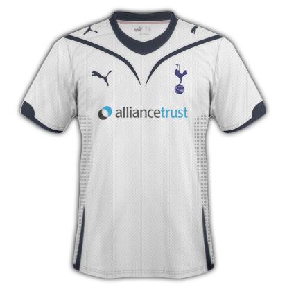 Tottenham Puma Home