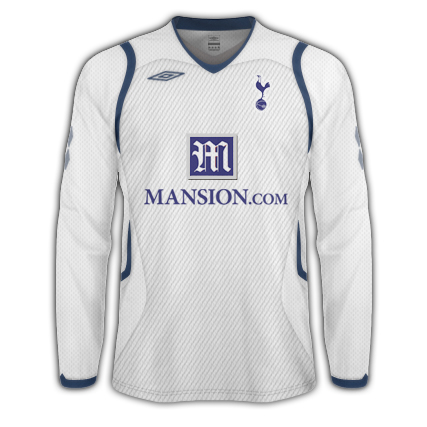 Tottenham Hotspur by Umbro