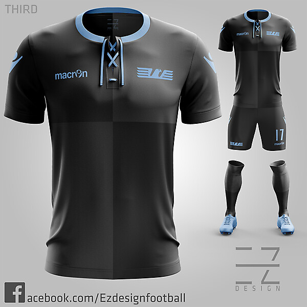 S.S. Lazio Third Kit