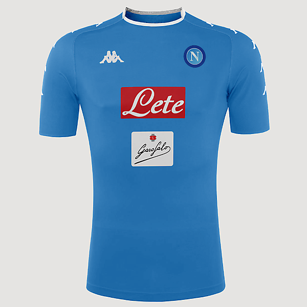 SSC Napoli Home 2018/2019