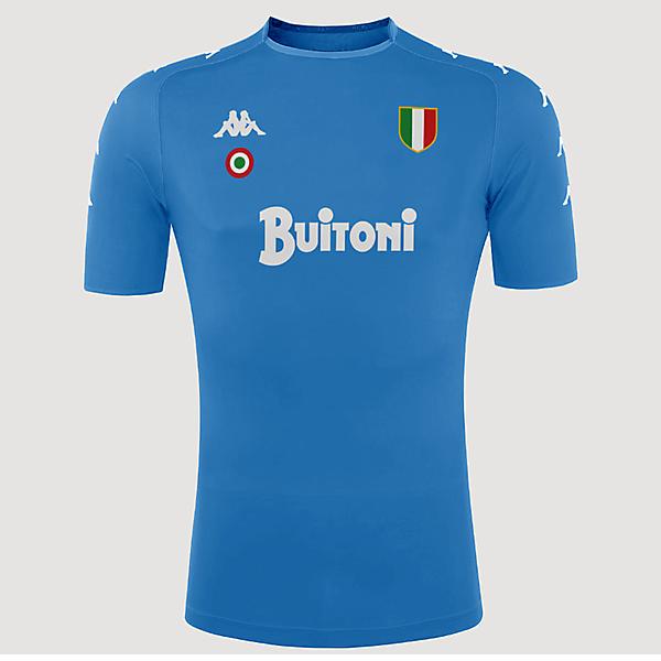 SSC Napoli Retro