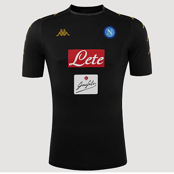 SSC Napoli Third 2018/2019
