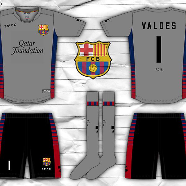 F.C. Barcelona (Liga BBVA - Spain)